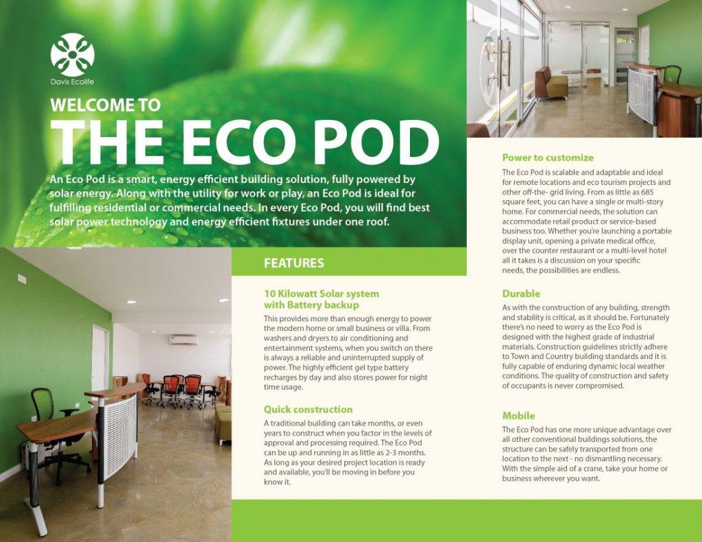 Eco Pod Info 2