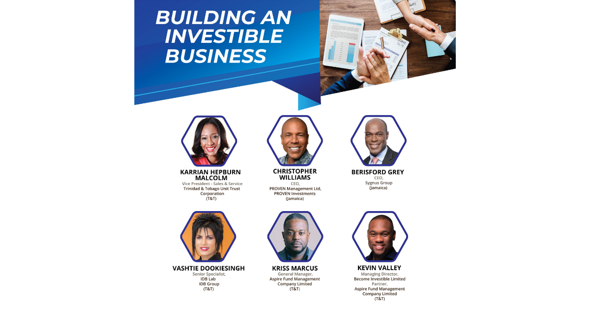 059: Building an Investible Business